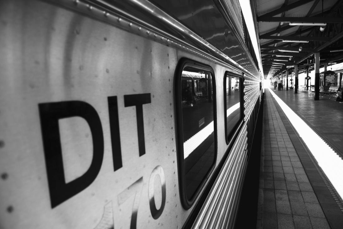 TrainCarAtCentralStation